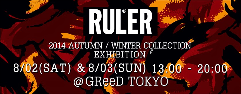 http://news.ruler.jp/2014/07/ruler-2014-aw-collection-in-tokyo.html