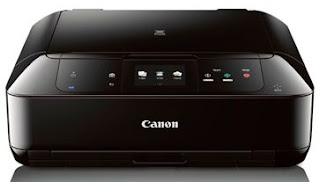 is a printer that offers the features of Wireless Inkjet Photo that furnish photograph printin Canon PIXMA MG7520 Printer Driver Download
