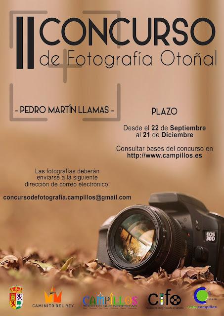II Concurso de Fotografía Otoñal de Campillos