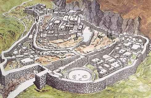 Micenes, Civilització Micènica, Grècia, Peloponès