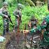 Warga Kampung Nafri Kota Jayapura Temukan Bom Peninggalan PD II