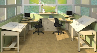 Mayline Drafting Furniture
