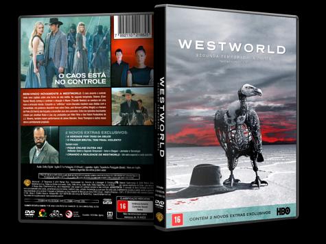 Westworld: 2ª Temporada: A Porta