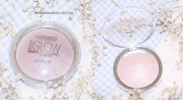 Catrice High Glow Mineral Highlighting Powder review
