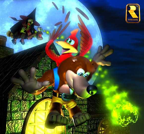 Dang-Blasted: A Brief Banjo-Kazooie Retrospective (old)
