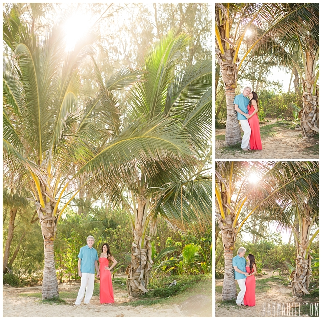 Maui Couple Portraits