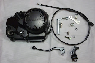 PALEX MOTOR PARTS: SYS HAND CLUTCH MODIFY SET MODENAS ...