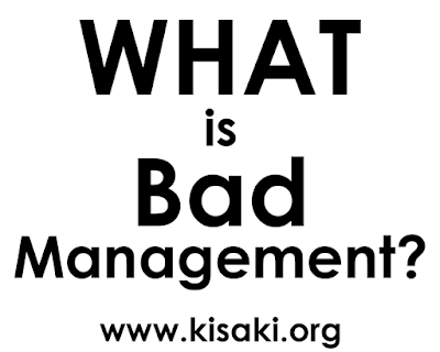 What is Bad Management? - Explained