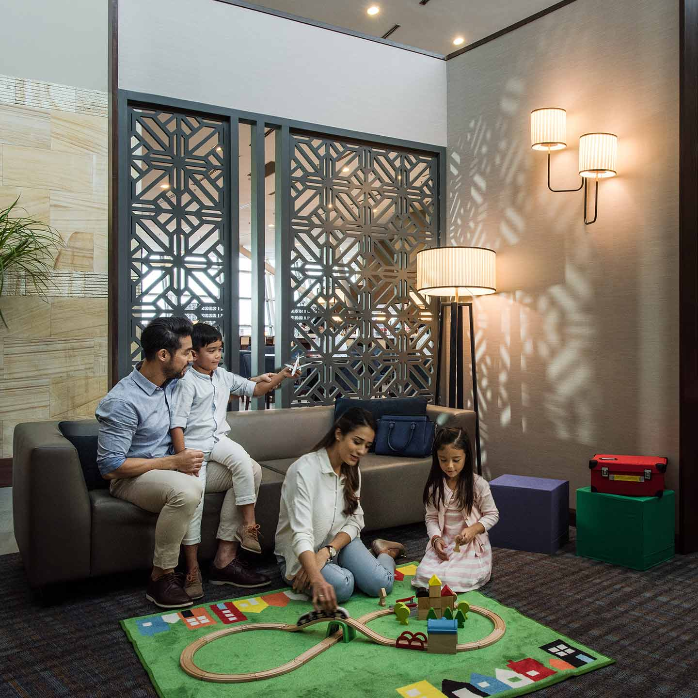 family_room_Golden Lounge_malaysia airlines