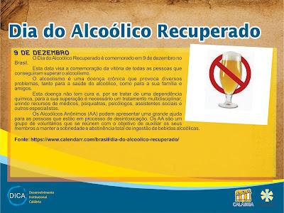 Resultado de imagem para Dia do Alcoólico Recuperado