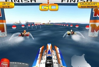 Myplacepk: Download Free River Riders Boating Java Mobile