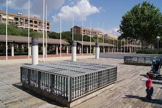 Vila Olímpica de Barcelona de Teresa Grau Ros