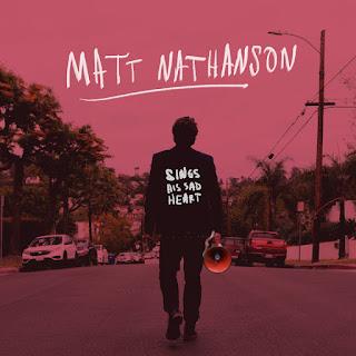 Matt Nathanson's 'Sings his sad heart'