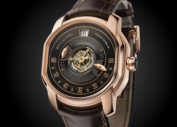 Watches Sjx Bulgari Introduces Papillon With