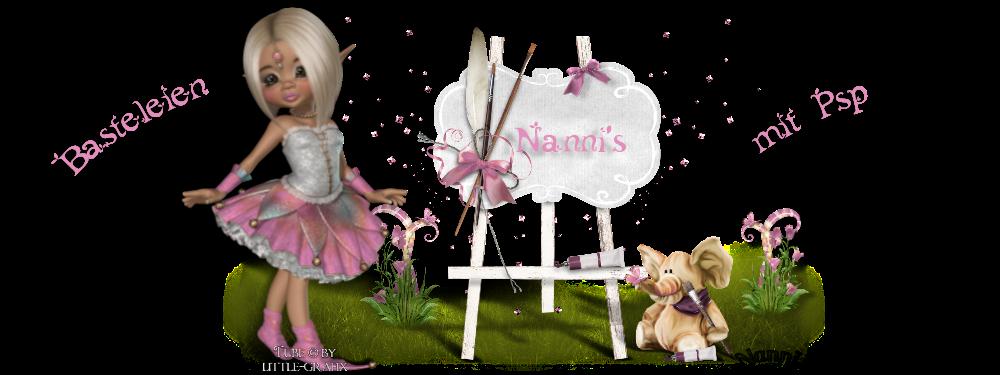 ✿ Nanni's Psp Basteleien ✿