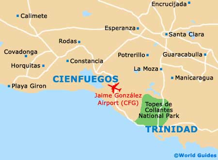 Cienfuegos Is In South Central Cuba Northwest Of The Gorgeous Colonial City Of Trinidad West Of Cienfuegos Is A Beautiful Historic Beach Called Playa