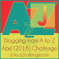 #atozchallenge J letter