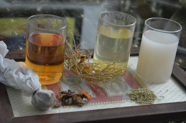 Boiled Water Karingali Vellam