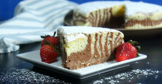 Never Has There Been a Cake So Wiggly  Jiggly Until the Chocolate Cotton Cheesecake!
