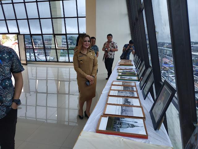 SAS Apresiasi Panpel Pameran Foto dan Perekaman e--KTP