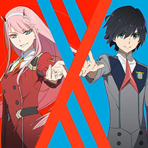 Darling In The Franxx Zero Two And Hiro Wallpaper Engine