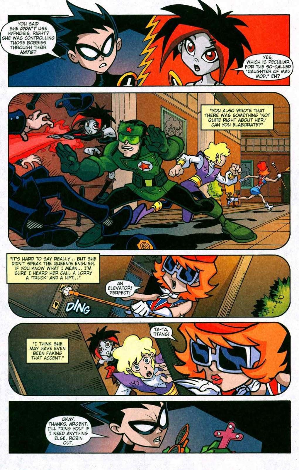 Teen Titans Go Comic Book Series Teen Titans Go Issue -5568