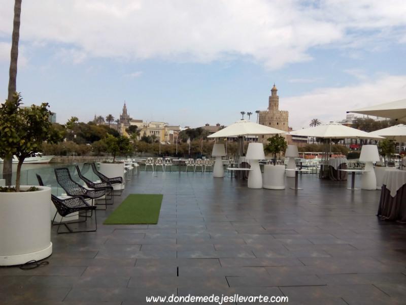 Restaurante Abades Triana - Sevilla