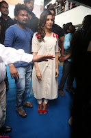 Samantha Ruth Prabhu Smiling Beauty in White Dress Launches VCare Clinic 15 June 2017 098.JPG
