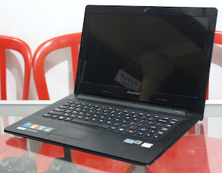 Laptop Second Lenovo G40