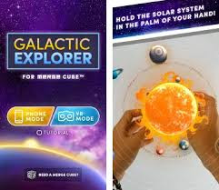 Download Galactic soul for MERGE Cube app MAgic application