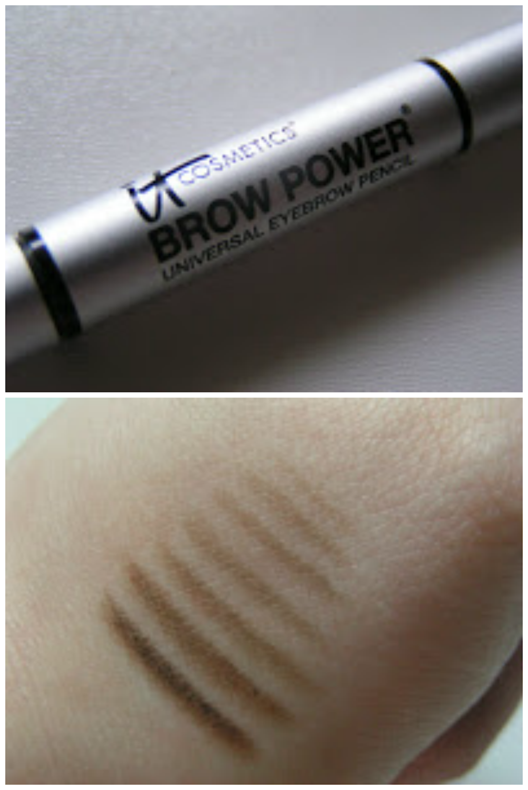 Watching For Pigs On The Wing It Cosmetics Brow Power Review Demo