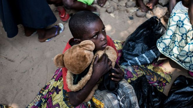 DR Congo Kasai conflict: 'Thousands dead' in violence
