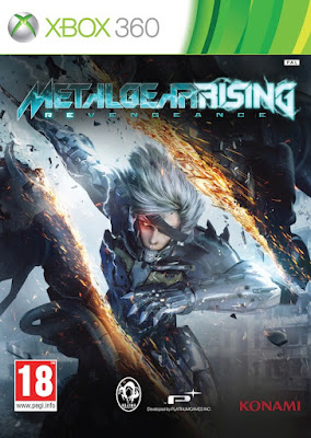 یاری بۆ ئێكس بۆكس Metal Gear Rising Revengeance xbox360 torrent