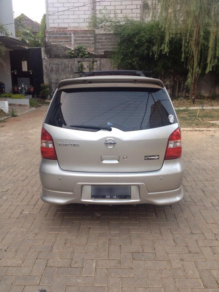 Dijual nissan grand livina hws 2011 pribadi lapak mobil dan