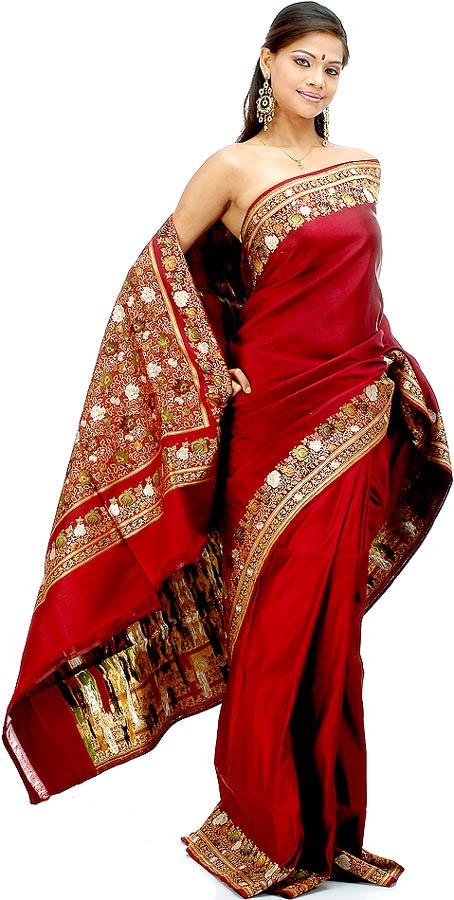 Banarasi Silk Saree The New Epitome Of Fashion Style And