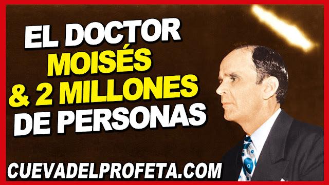 El Doctor Moisés y 2 millones de personas - Citas William Marrion Branham Mensajes