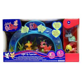 Littlest Pet Shop Dioramas Seahorse (#705) Pet