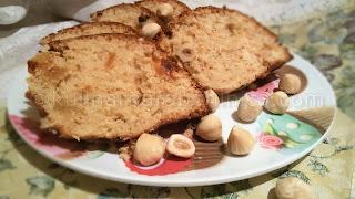 Кекс с мед, лешници и сушени плодове