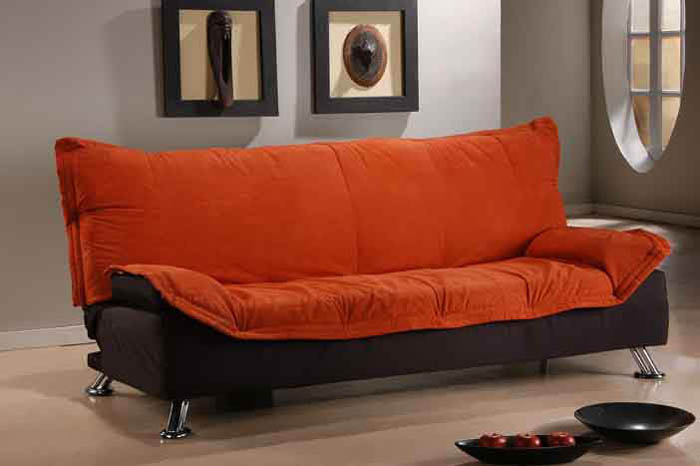 King Mattress For Cheap Click Clack Sofa Bed | Sofa chair bed | Modern Leather ...