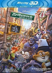 Zootropolis: Hayvanlar Şehri (2016) 3D Film indir