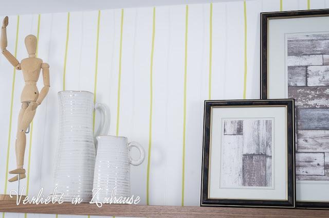 #meinShelfie Regaldekoration im Wohnzimmer Vase von House Doctor