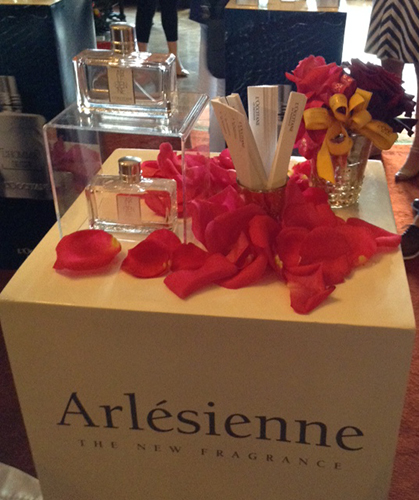 #LOCCITANEHOLIDAY16 Arlessienne the new fragrance