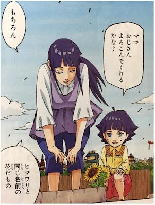 Arti nama Himawari adalah bunga matahari