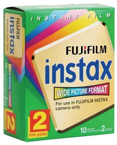 Бумага для моментальных снимков Fujifilm Instax Wide