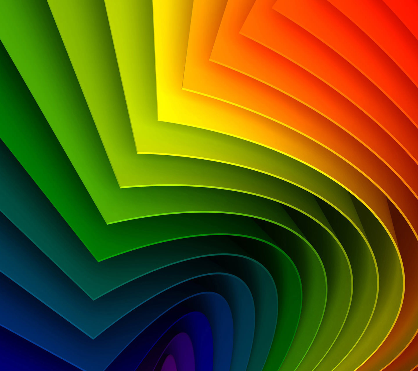 Awesome Colorful Wallpaper - Alees Blog