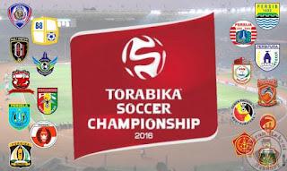 Siaran Torabika Soccer Championship 2016