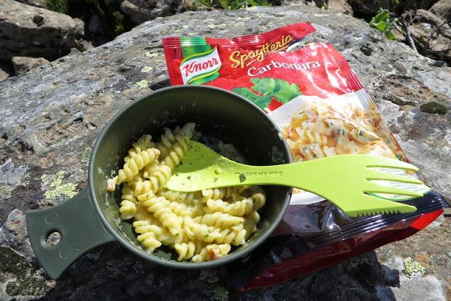 Turmat, Knorr Pasta Carbonara