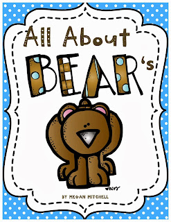 Bears, Bears, and More Bears! - First Grade Roars!