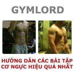 Tập cơ ngực hiệu quả