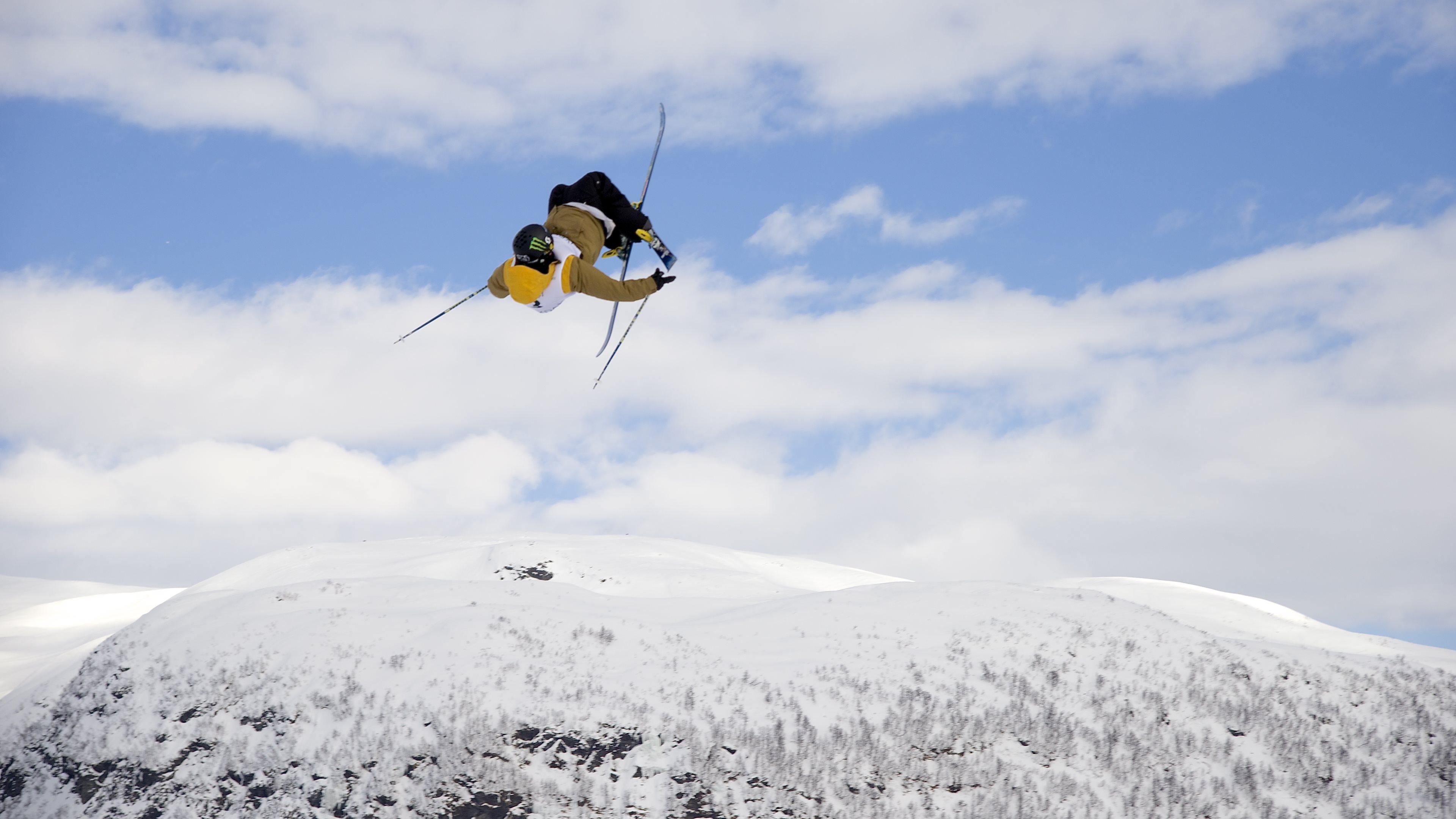 freestyle skiing wallpaper - photo #33